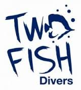 Two fish divers